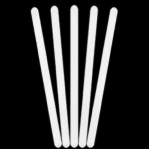 12 Inch Jumbo Light Sticks - White