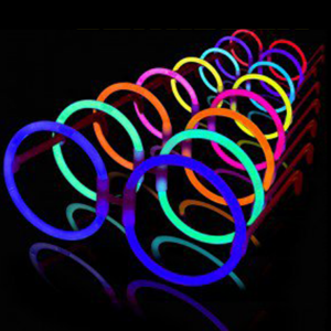 Glow Eyeglasses - Round - 8 Color Mix