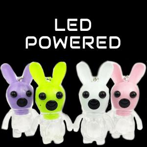 LED Light-Up Usavich Keychain-Mix color