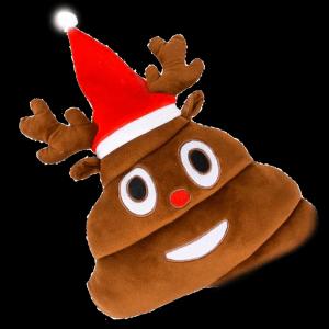 """12"""" Christmas Reindeer Poop"""