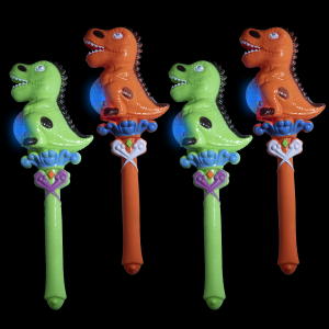 Light-Up Dragon Wands