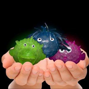 Light-Up Squeezy Bead Aquatic Animals