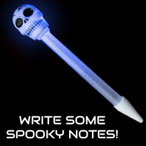 Halloween Bump & Blink Pen
