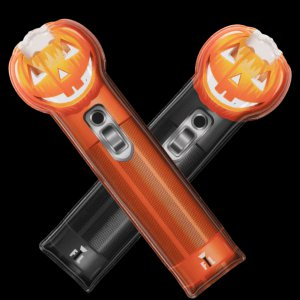 LED Magnetic Jack-O-Lantern Flashlight