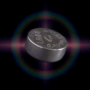 LED Button Battery