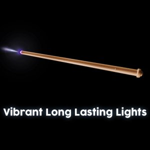 LED Light-Up Wizard Wand with Sound