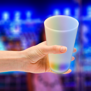 Glow in the Dark LED Light Up Cup - 16oz Multicolor