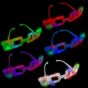 2019 Light-Up LED Glasses