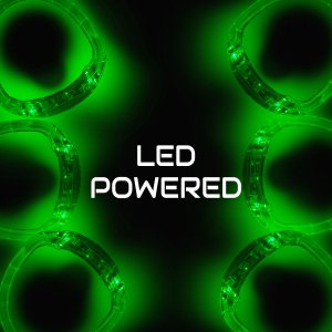 LED Flashing Bracelet - Green