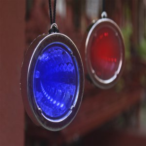 "3"" Light-Up Tunnel Effect Necklace"
