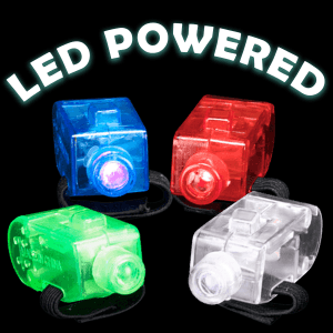 LED Light Up Finger Lights