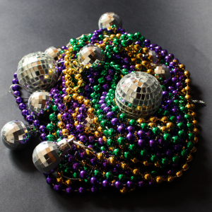 "33"" Mardi Gras Beads (12pcs/pack)"