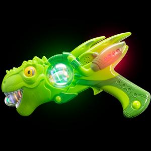 "11.5"" Super Spinner T-Rex Blaster"