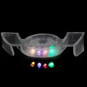 LED Flashing Multi Color Mouthpiece