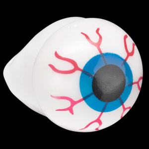 Halloween Flashing Eyeball Ring