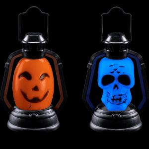 "3.75"" LED Halloween Lantern"