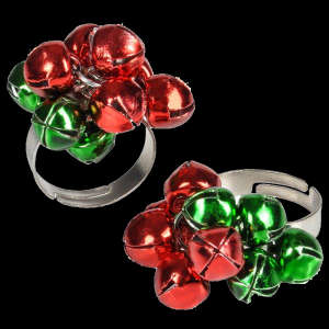 "1.25"" Jingle Bell Ring"