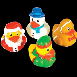 "2"" Holiday Duckies (Assorted)"
