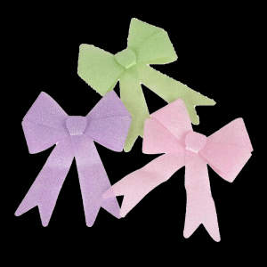 "8.5""X11"" Decorative Bow!- Assorted"