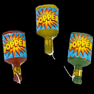 Champagne Poppers- Assorted