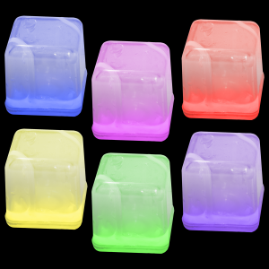 LED Light Up Ice Cubes
