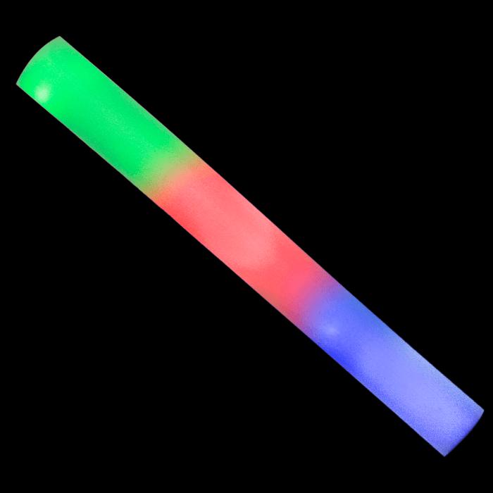 "18.75"" Light-Up Foam Baton"