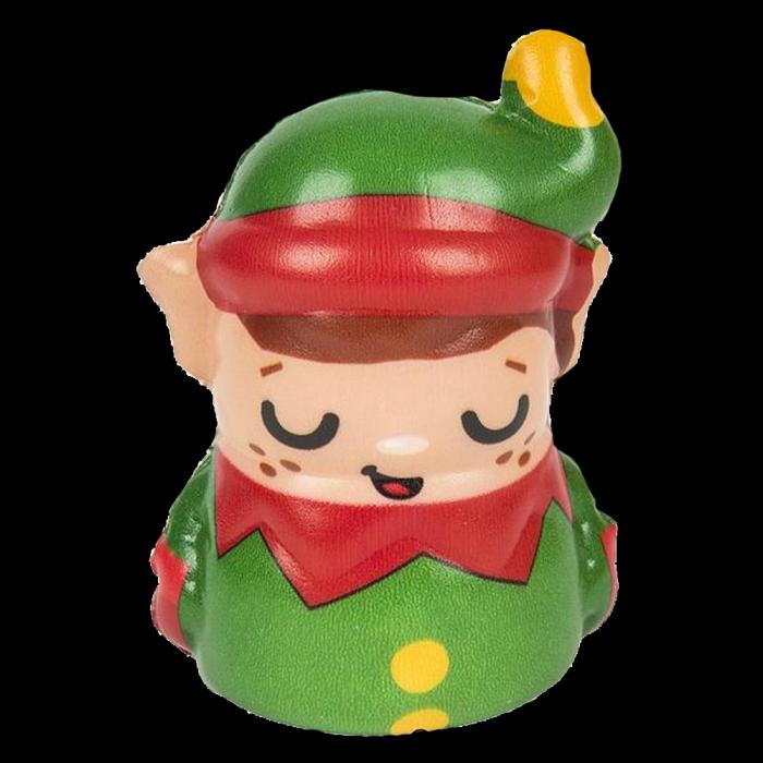 """3.5"""" Squish Elf"""