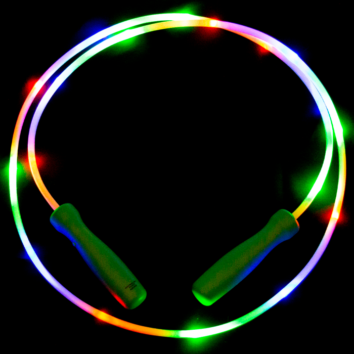 LED Light-Up Jump Rope