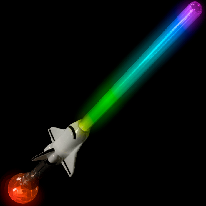 Space Shuttle Magic Ball Sword