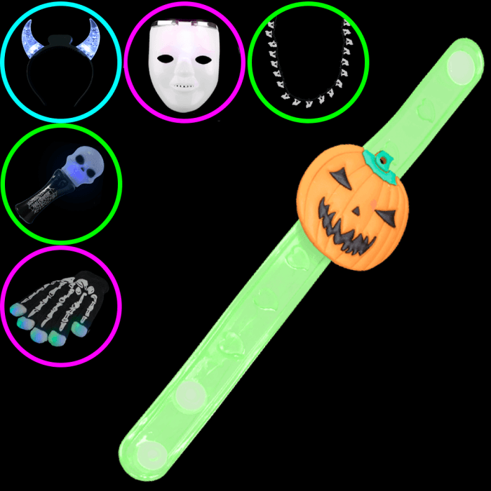 Dual Mask Halloween Party Pack II
