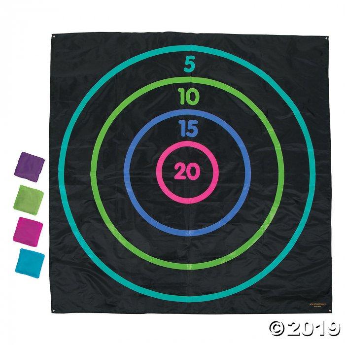 Jumbo Target Bean Bag Toss Game (1 Set(s))