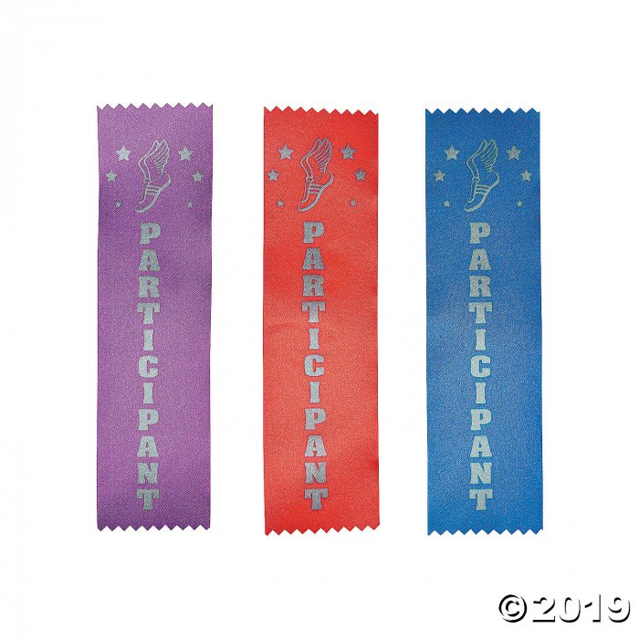 Field Day Award Ribbons (Per Dozen)