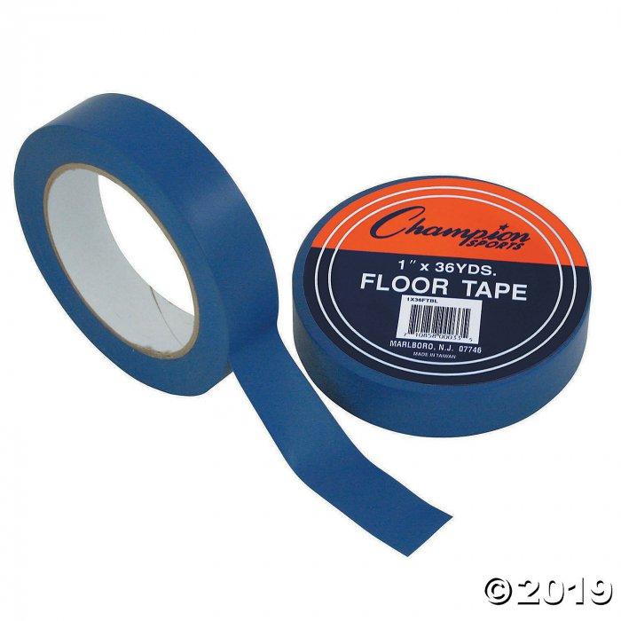 (6 Rl) Floor Tape Blue (1 Roll(s))