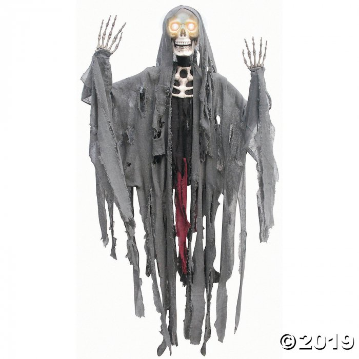 Peeper Reaper with Moving Eyes Halloween Decoration