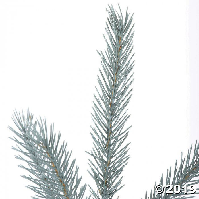 "Vickerman 24""/30""/36"" Deluxe Spruce Tops - Blue (1 Piece(s))"