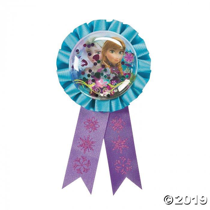 Disney's Frozen Award Ribbon (1 Piece(s))