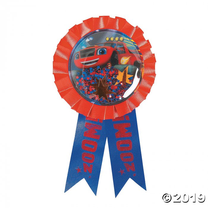 Blaze and the Monster Machines™ Award Ribbon (1 Piece(s))