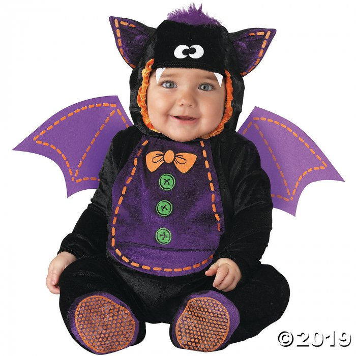 Baby Bat Costume - Small (1 Piece(s))