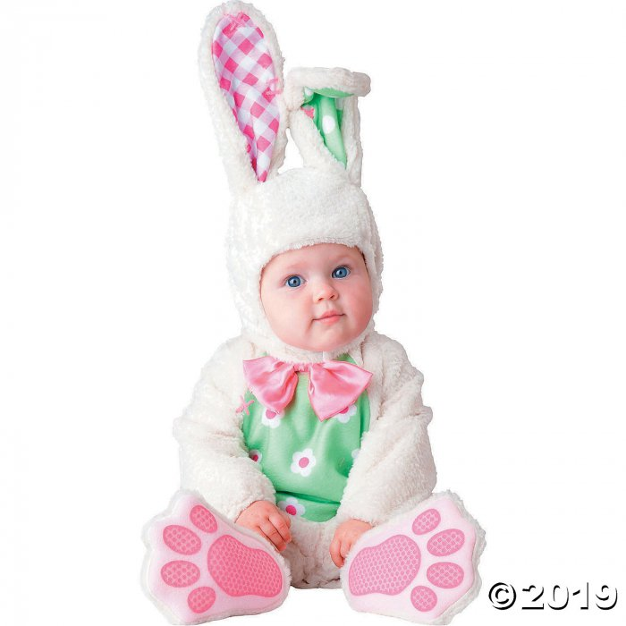 Baby's Bunny Costume - Small (1 Piece(s))