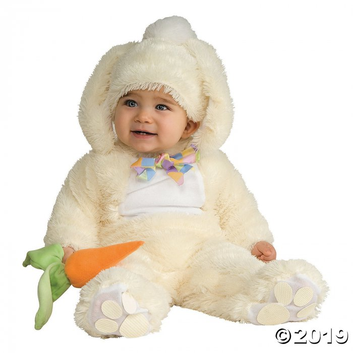 Baby Vanilla Bunny Costume - 12-18 Months (1 Set(s))