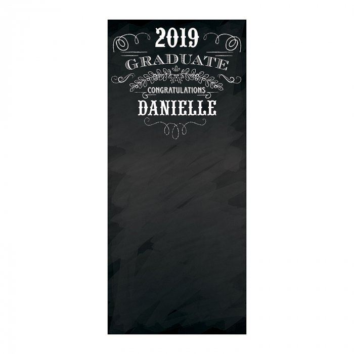 Personalized Graduation Photo Booth Backdrop Banner (1 Piece(s))
