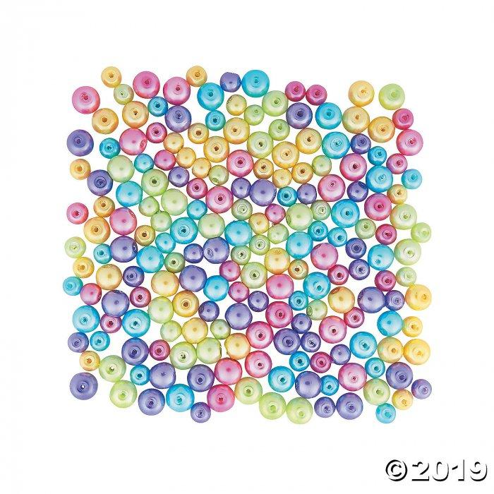 Valentine Pearl Bead Assortment (200 Piece(s))