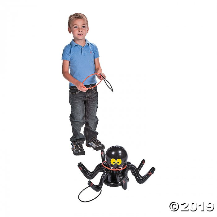 Inflatable Spider Ring Toss Game (1 Set(s))