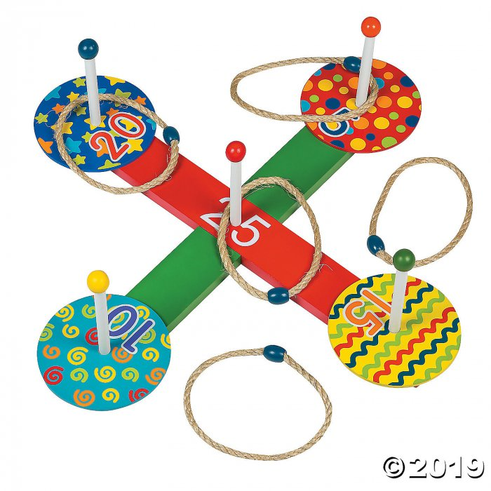 Ring Toss Game (1 Set(s))