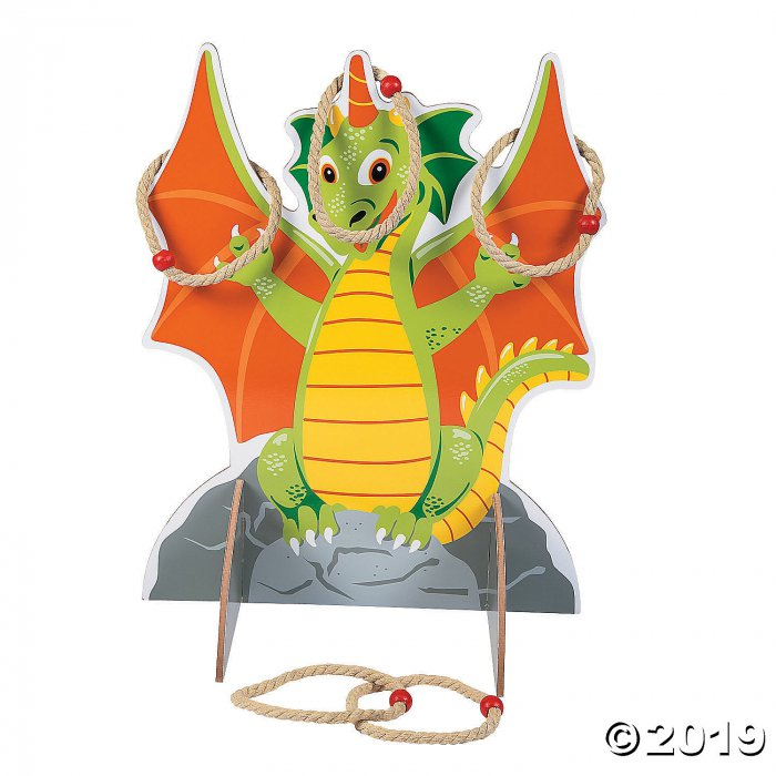 Dragon Ring Toss Game (1 Set(s))