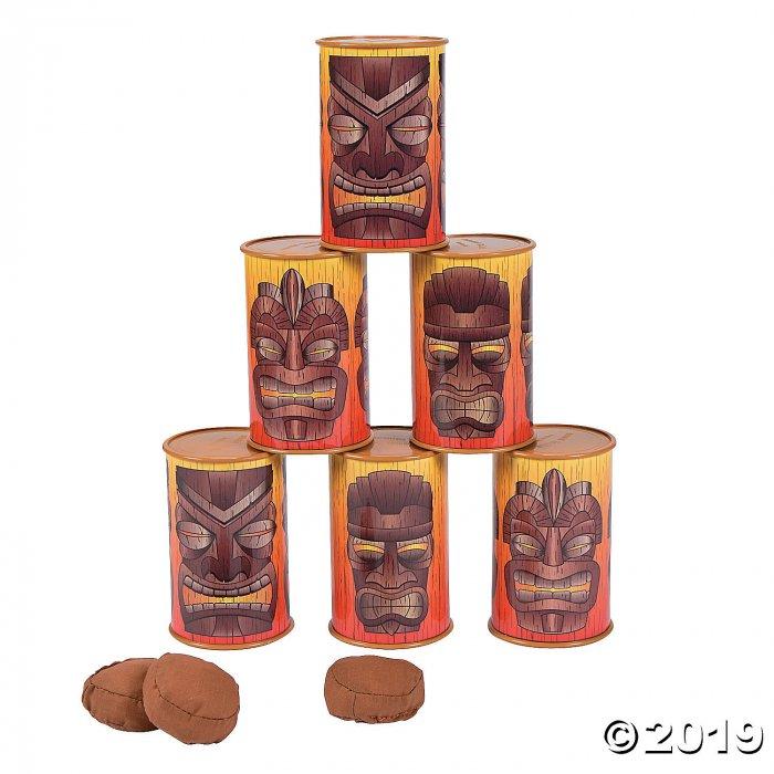 Tiki Can Bean Bag Toss Game (1 Set(s))