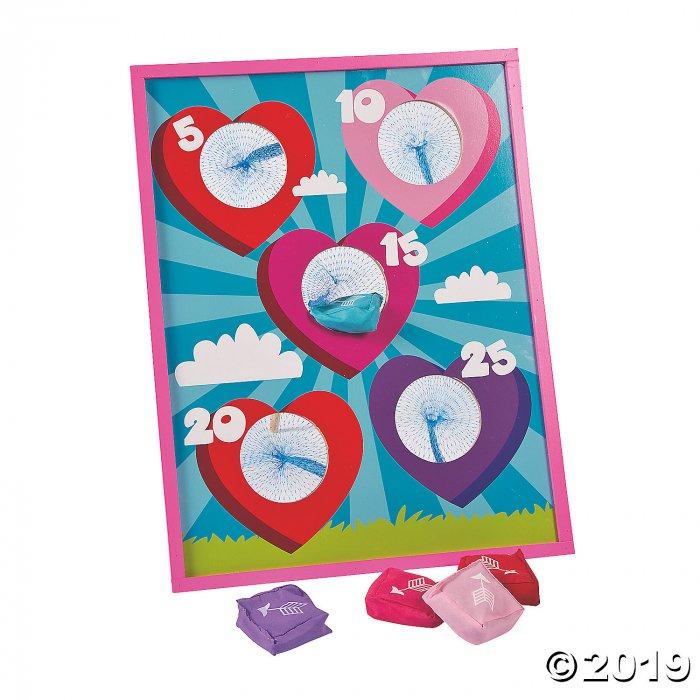 Valentine Bean Bag Toss Game 1 Set S Glowuniverse Com