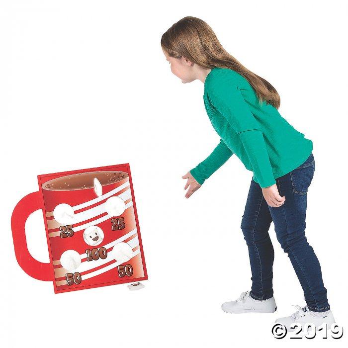 Marshmallow Bean Bag Toss Game (1 Set(s))