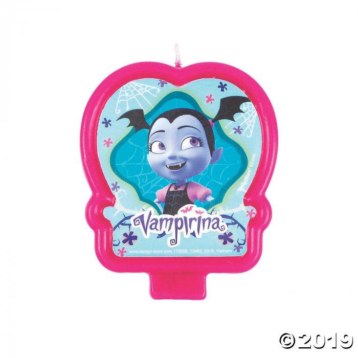 Disney's Vampirina Birthday Candle (1 Piece(s))