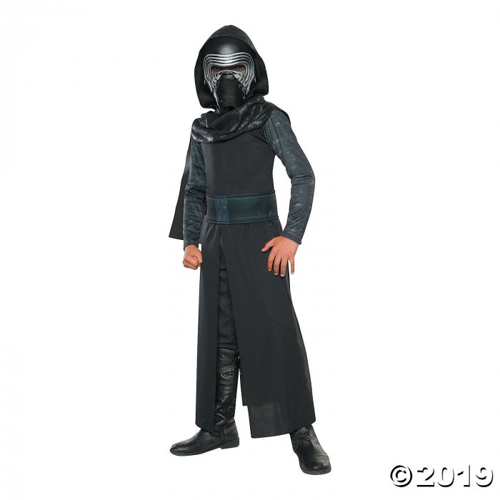 Boy's Star Wars: The Force Awakens™ Kylo Ren Costume - Small (1 Piece(s))